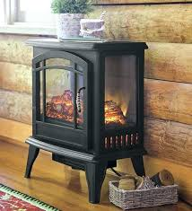 fake fireplaces that look real popular best looking electric fireplace small heater within most realistic flame