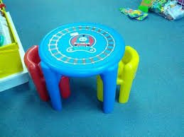 thomas the train table and chair set 25 00