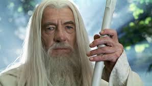 Resultado de imagen de Gandalf y Saruman