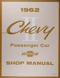 chevy ii nova wiring diagram manual reprint related items