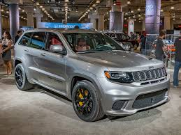 2018 jeep grand cherokee. contemporary cherokee u201cthe new grand cherokee trackhawk delivers astounding performance numbers  backed by renowned srt engineering that combines worldclass onroad driving  with 2018 jeep grand cherokee