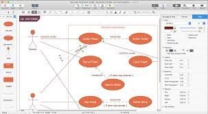 Visio Org Chart Connectors How To Add And Edit Connector Text Basic Flowchart Symbols