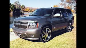 2006 Chevrolet Tahoe - Information and photos - ZombieDrive
