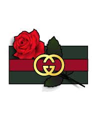 gucci logo. little gucci logo i made