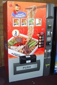 Noodle Vending Machine For Sale Extraordinary 48 Best Vending Images On Pinterest Vending Machines Funny