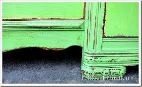 painted green furniture. Green Distressed Painted Furniture Petticoat Junktion