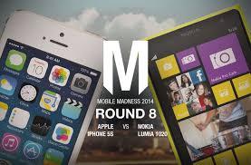 nokia lumia 1020 vs iphone 5s. iphone 5s vs. nokia lumia 1020 \u2013 mobile madness vs iphone