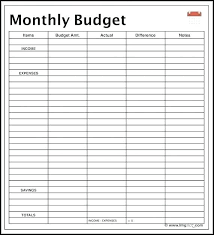 Income Expense Statement Template Monthly Income And Expense Report Template Template 2 Resume