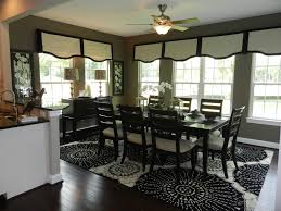 morning room furniture. Decorating Morning Room Black And White Rug Table Chairs Shaders Furniture N