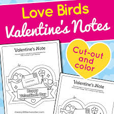 Valentines day is named in honor of saint valentine. Free Printable Valentine Cards For Kids Messy Little Monster