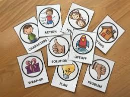 Story Grammar Teaching Story Grammar Parts In Narratives Speechy Musings