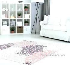 pink and grey rug for nursery rugs for baby girl nursery area rug pink purple dahlia