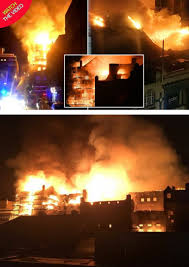 the june 2018 conflagration the second burning down of charles rennie macintosh s glasgow school of art occurred towards the end of the restoration