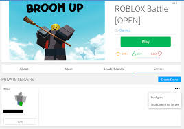How To Make Stuff On Roblox How Do I Purchase And Configure Vip Servers Roblox Support