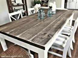 large size of dining tables rustic chic dining room sets chunky rustic dining table gray reclaimed