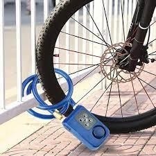 Khóa xe đạp thông minh 110db, khóa chống trộm, kiểm soát bằng ứng dụng điện  thoại, báo động thông minh, chống nước, dùng bluetooth - Sắp xếp theo liên  quan sản phẩm