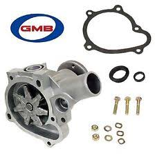 volvo 760 water pumps gmb engine water pump for volvo 760 l4 2 3l 1985 1990 fits volvo 760