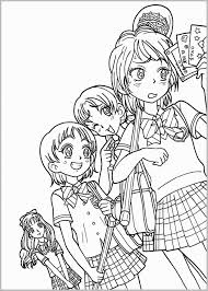 Cute Anime Couples Coloring Pages 8193 Awesome Cute Anime Girls
