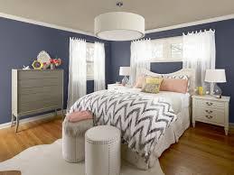 Navy Blue Dresser Bedroom Furniture Black Bed Brown Dresser A Large Bedroom With A Chest Of Drawers