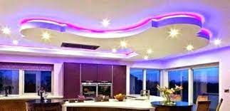 to install led strip lights on ceiling