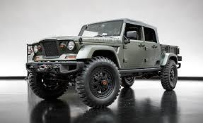 2018 jeep easter safari. beautiful 2018 jeep crew chief 715 concept in 2018 jeep easter safari