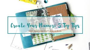 Planner 5 How To Create Your First Planner 5 Pro Tips From Elizabeth Crafts