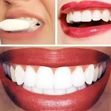 zuiveringszout tanden