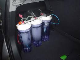 diy gas hydroxyl hydrogen supplemented fuel
