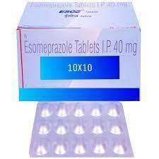 Esomeprazole 40 Mg Tablet