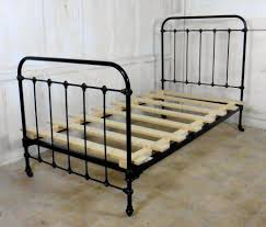 antique iron beds. Victorian Single Iron Bed Antique Beds A