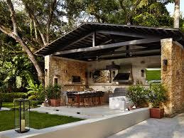 Outdoor Kitchen Idea Outdoor Kitchen Ideas Beautiful Backyard Kitchen Ideas The