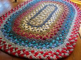 39 best braided rugs images on braided rag rug