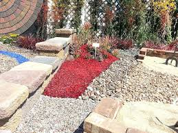 tumbled glass for landscaping red fire pit glass with landscape glass mulch tumbled glass landscaping