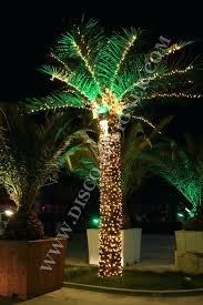 artificial lighted palm trees led lighted palm tree