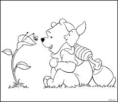 Disegni Da Colorare Winnie The Pooh E Pimpi Fiorellino Disegni Da