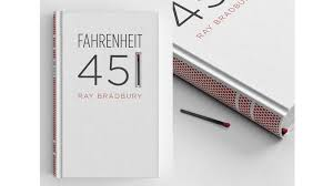 fahrenheit 451 book cover match fahrenheit 451 is easier to burn with this clever matchbook cover