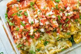 fast easy en enchiladas recipe