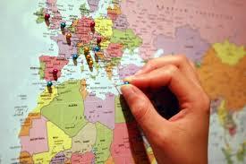 World Map Pins Barca Fontanacountryinn Com