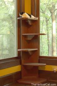 modern cat tree furniture. our alexa corner cat tree is a beautiful contemporary thats sturdy enough for large cats and that offers stylish option your modern furniture i
