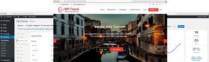 Free Tour Operator Plugin Travel Booking Plugin For Wordpress
