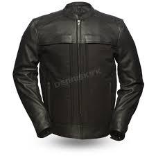 invader leather jacket fim 294 cslz m