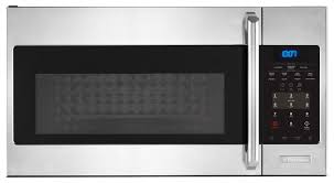 Best Over The Oven Microwaves Electrolux 15 Cu Ft Convection Over The Range Microwave With
