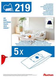 Купить <b>Мешки для пылесоса</b> АШАН 219, 5 шт в интернет ...
