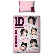 One Direction Bedroom Stuff One Direction Single Duvet Set Heartthrob Bedding