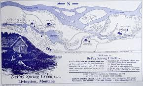 Depuy Spring Creek Yellowstone Angler