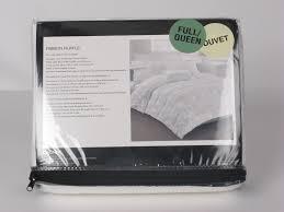 dkny ribbon ruffle white 3p queen duvet and similar items 57