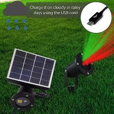 Solar Projector Christmas Lights Solar Laser Lights 2018 Solar Lamp Garden Christmas Lights