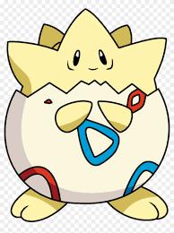 Fairy Type Chart Pokemon Togepi Fairy Type Pokemon Johto Hd Png Download