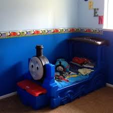 Thomas The Train Bedroom Decor