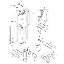 geberit duofix elements for wall hung